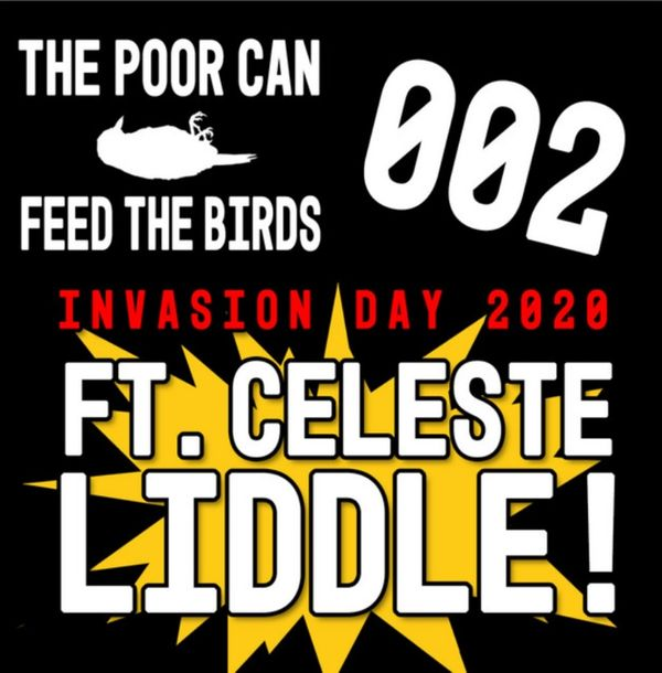 EPISODE 002 - ft. Celeste Liddle!